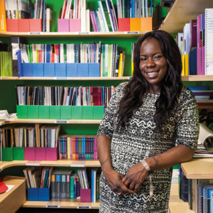 Brushing up on national politics — Shakira Martin's rise to the top of FE at the NUS