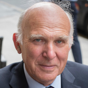 Vince Cable, secretary of state for business, innovation and skills