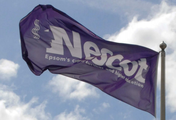 Later starts to continue at Nescot after pilot success