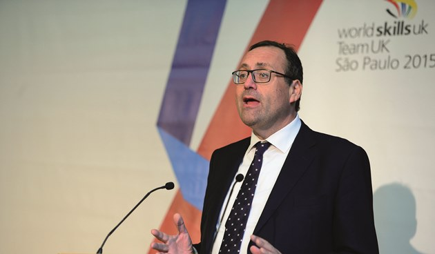 Prime Minister David Cameron loses apprenticeships adviser Richard Harrrington