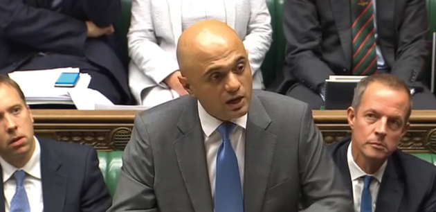 Business Secretary Sajid Javid 'talks a good game' says BIS select committee chair Iain Wright in apprenticeships clash