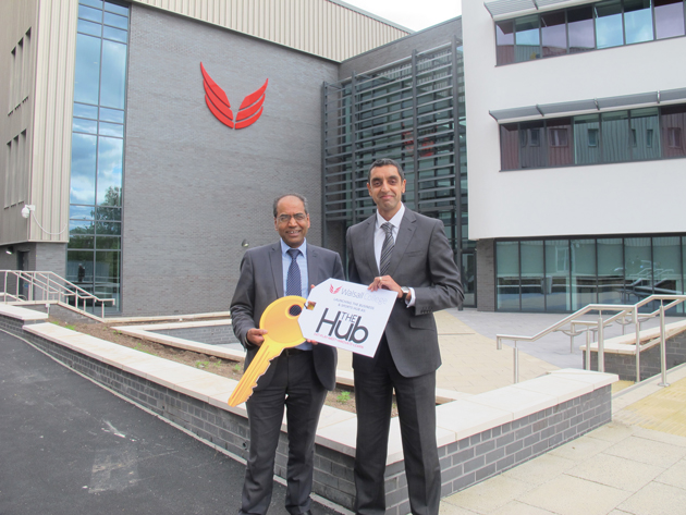 New £11m business hub for Walsall College