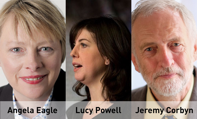 Angela Eagle confirmed as new Shadow Business Secretary