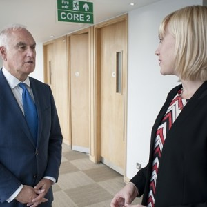 Alix Robertson interviews Sir Michael Wilshaw, Chief Inspector of Education, Children's Services and Skills.