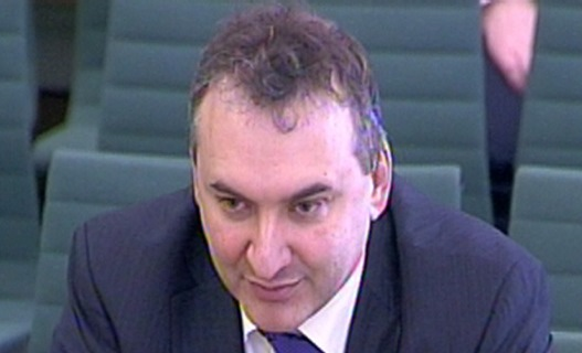Chris Wormald, permanent secretary, DfE