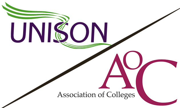 Unison FE members 'overwhelmingly' reject AoC pay freeze proposal