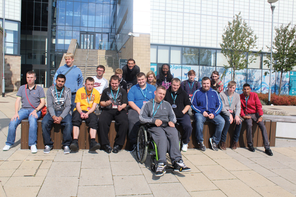 Internships help students with learning difficulties find long-term employment