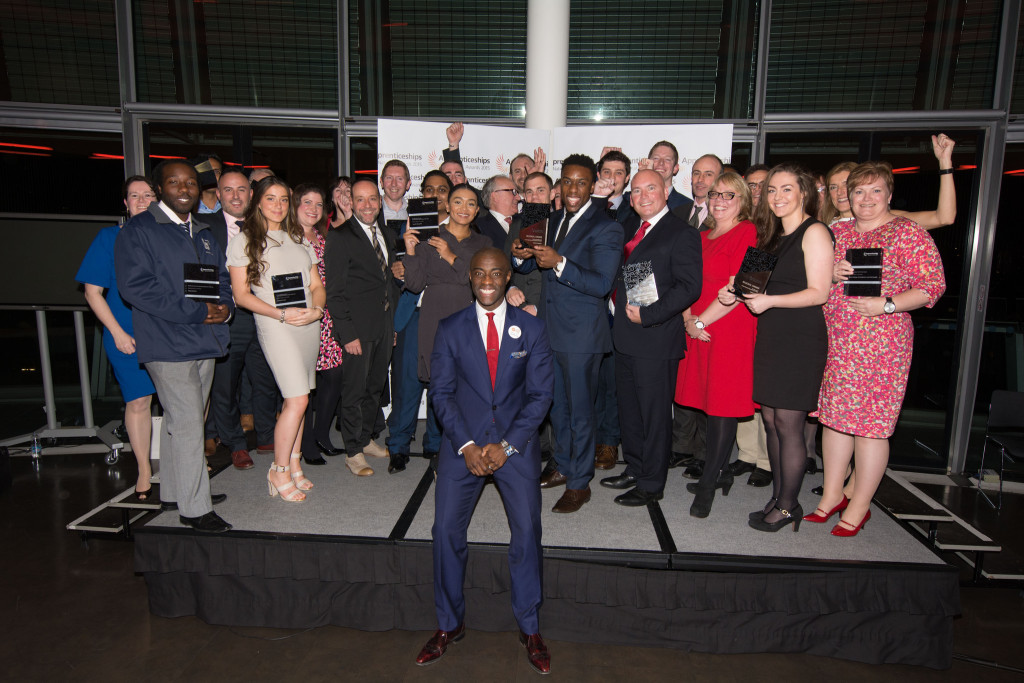 Dozens of National Apprenticeship Awards winners announced in ceremonies across England