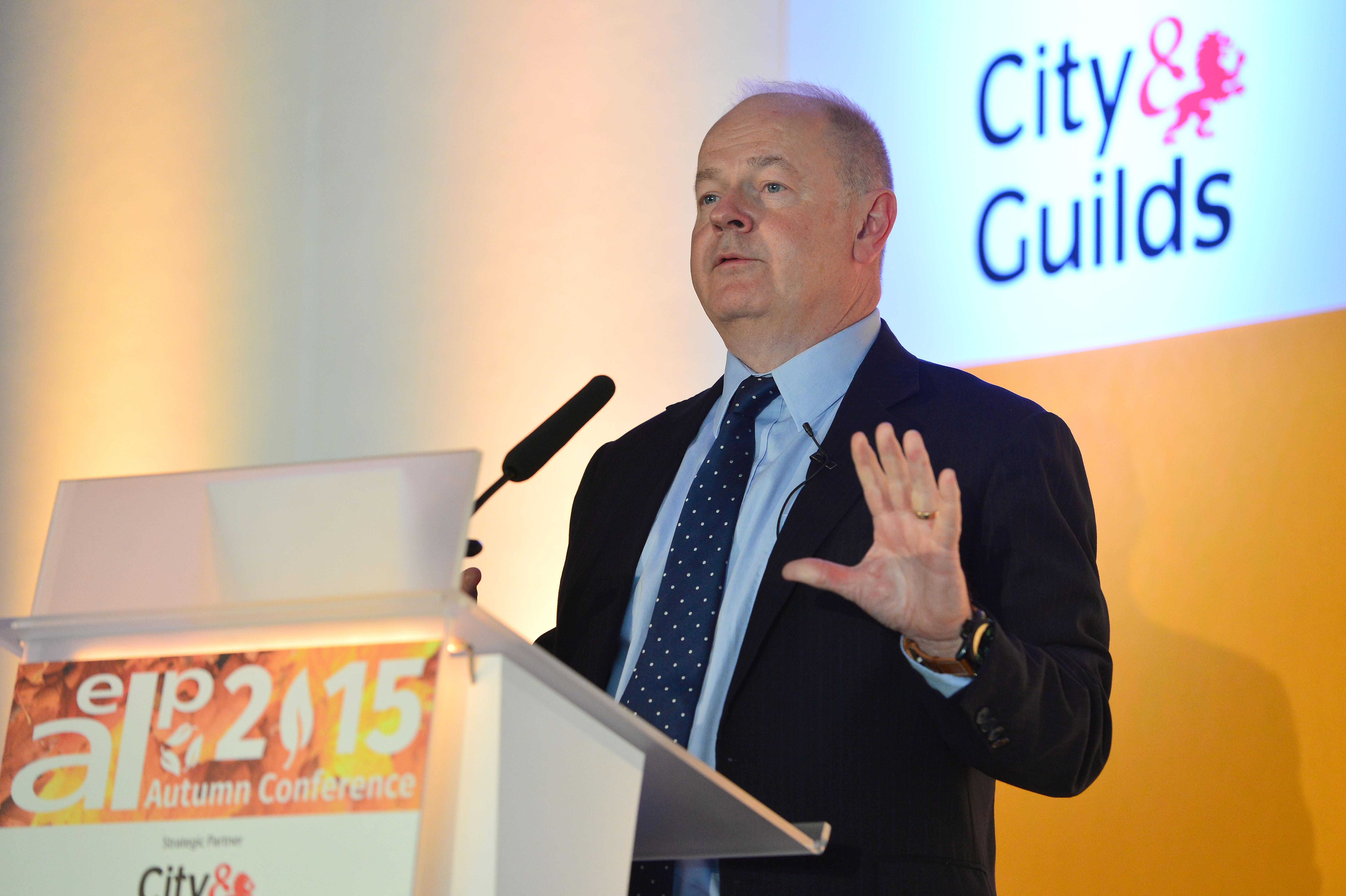 Martin Dunford, AELP chairman