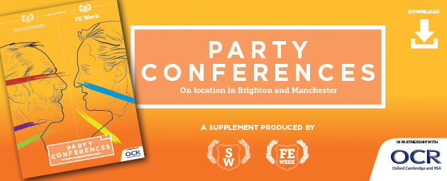Party conference 2015