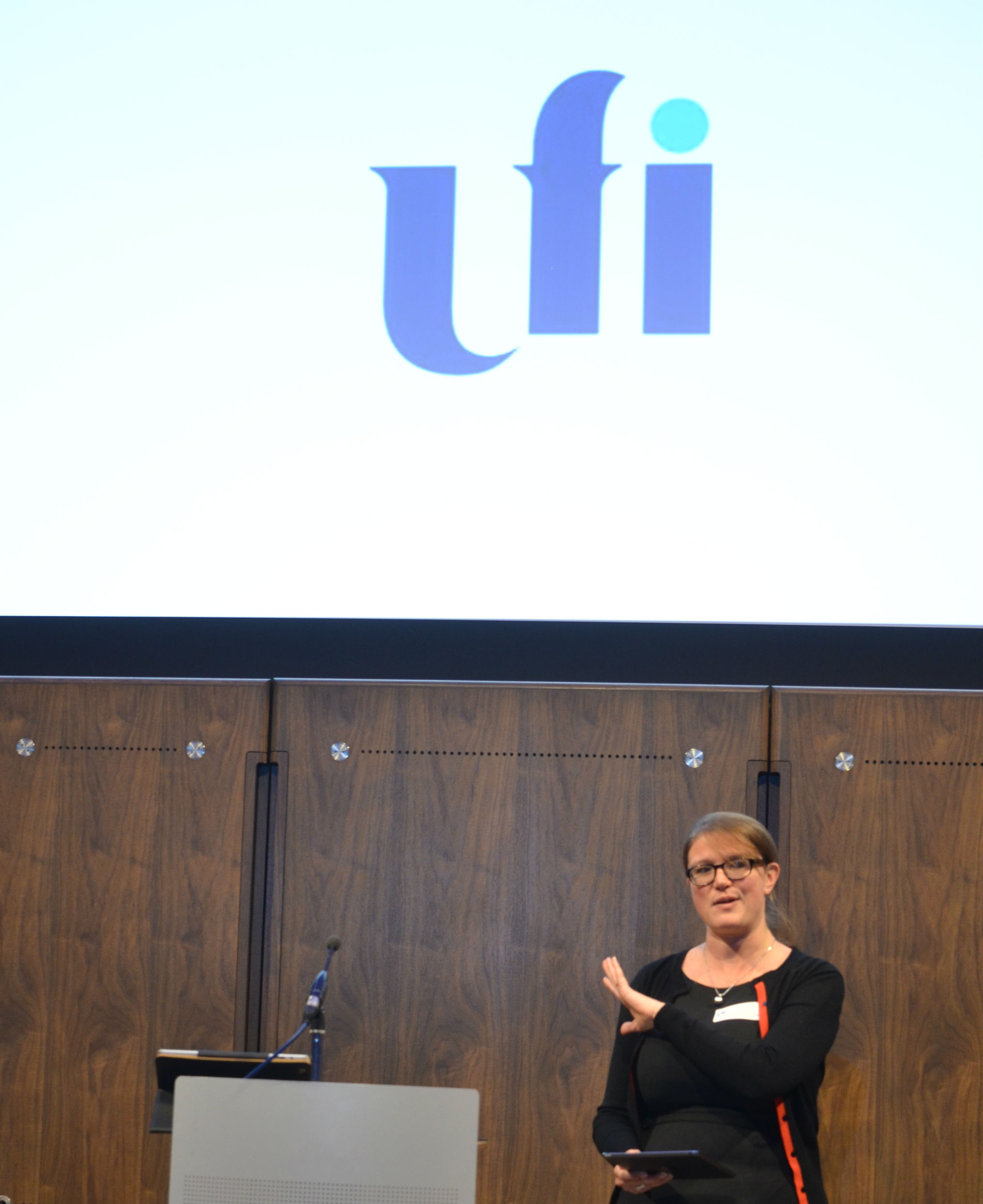 Rebecca Garrod-Waters Ufi trust cheif executive