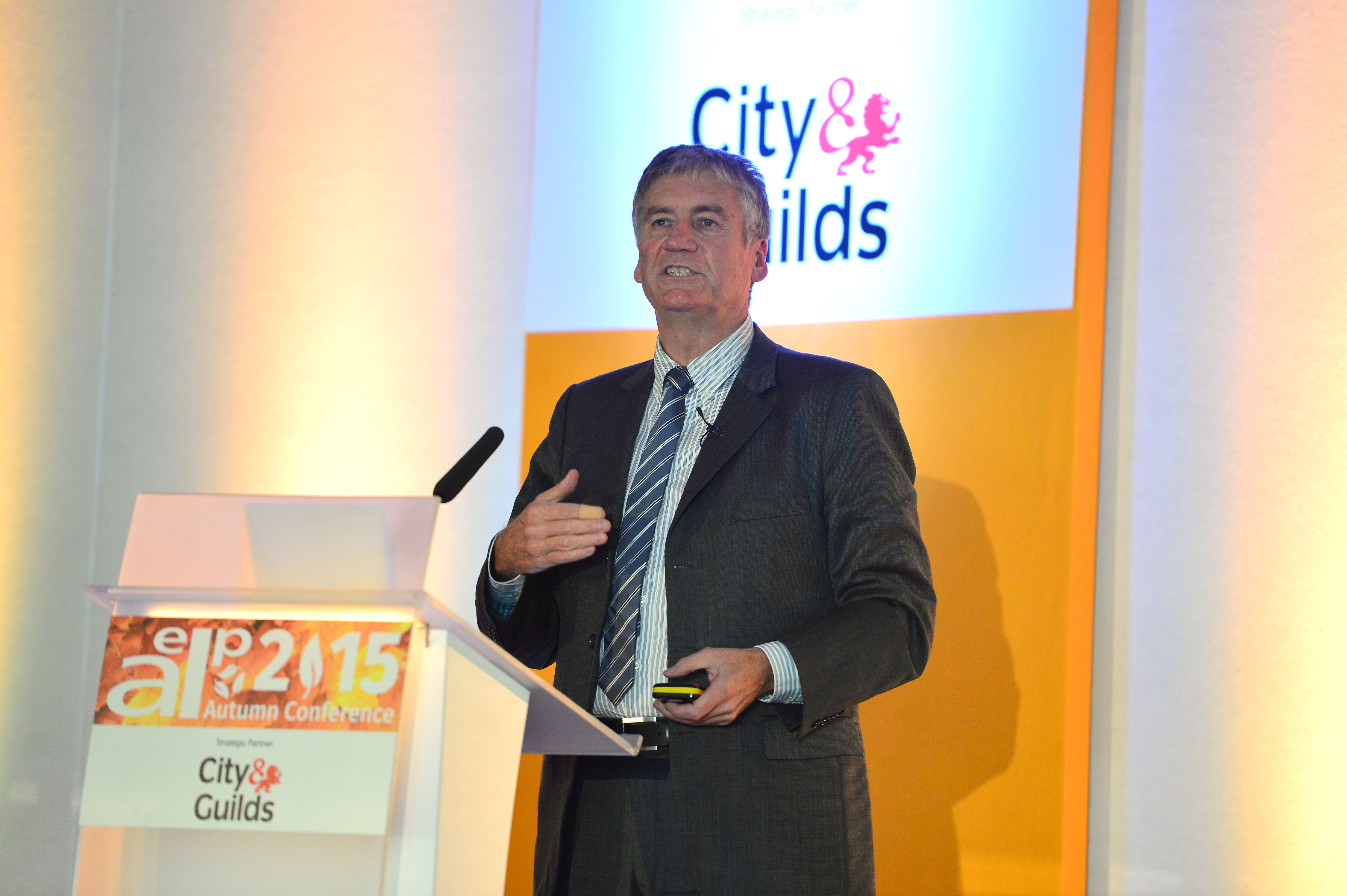 Richard Guy, City & Guilds head of apprenticeships