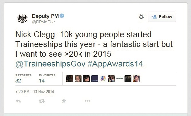 Better careers advice needed to boost young apprenticeship numbers