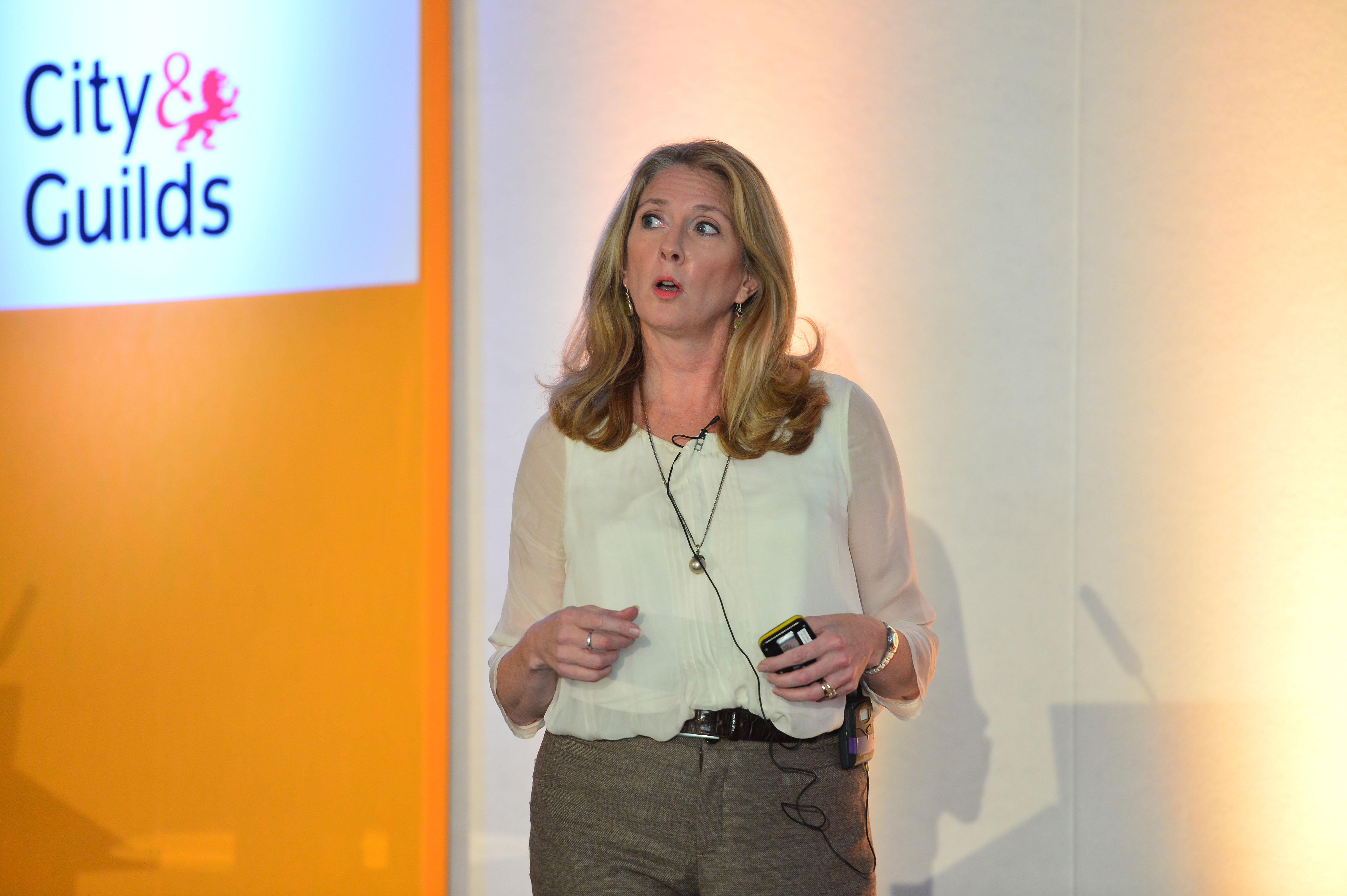 Sharon Walpole, Walpole Media Group Ltd chief executive