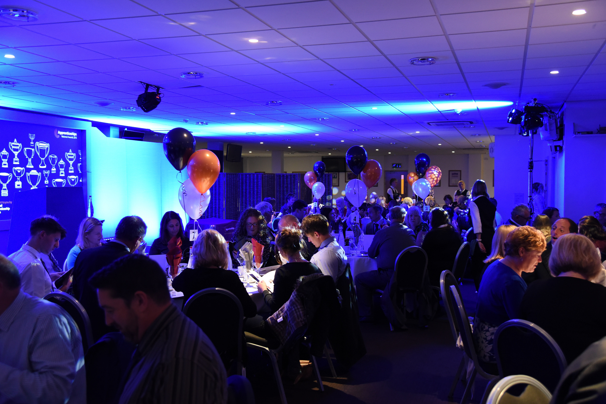 The South West awards at the Somerset Country Cricket Club, October 13