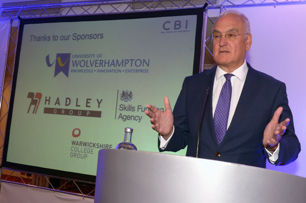 FE providers focused on 'dubious qualifications of little economic relevance' are among 'guilty parties' for apprenticeships failings, Wilshaw tells CBI conference