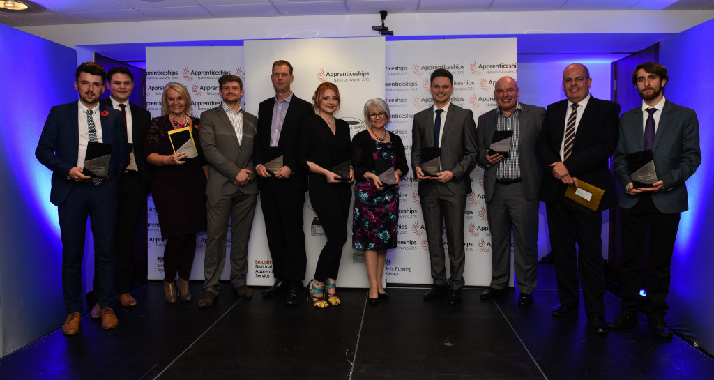 National Apprenticeship Awards regional winners announced for the East Midlands and East of England