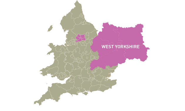 Post-16 education and training area review anounced for West Yorkshire