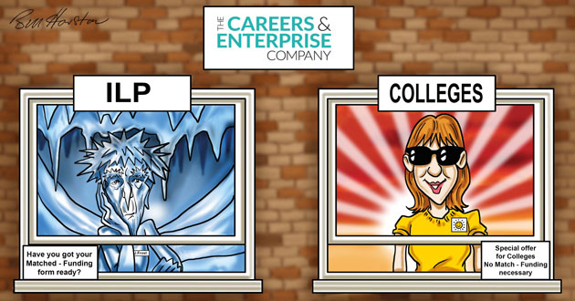 'Cold spot' careers guidance cash gets frosty ILP reception