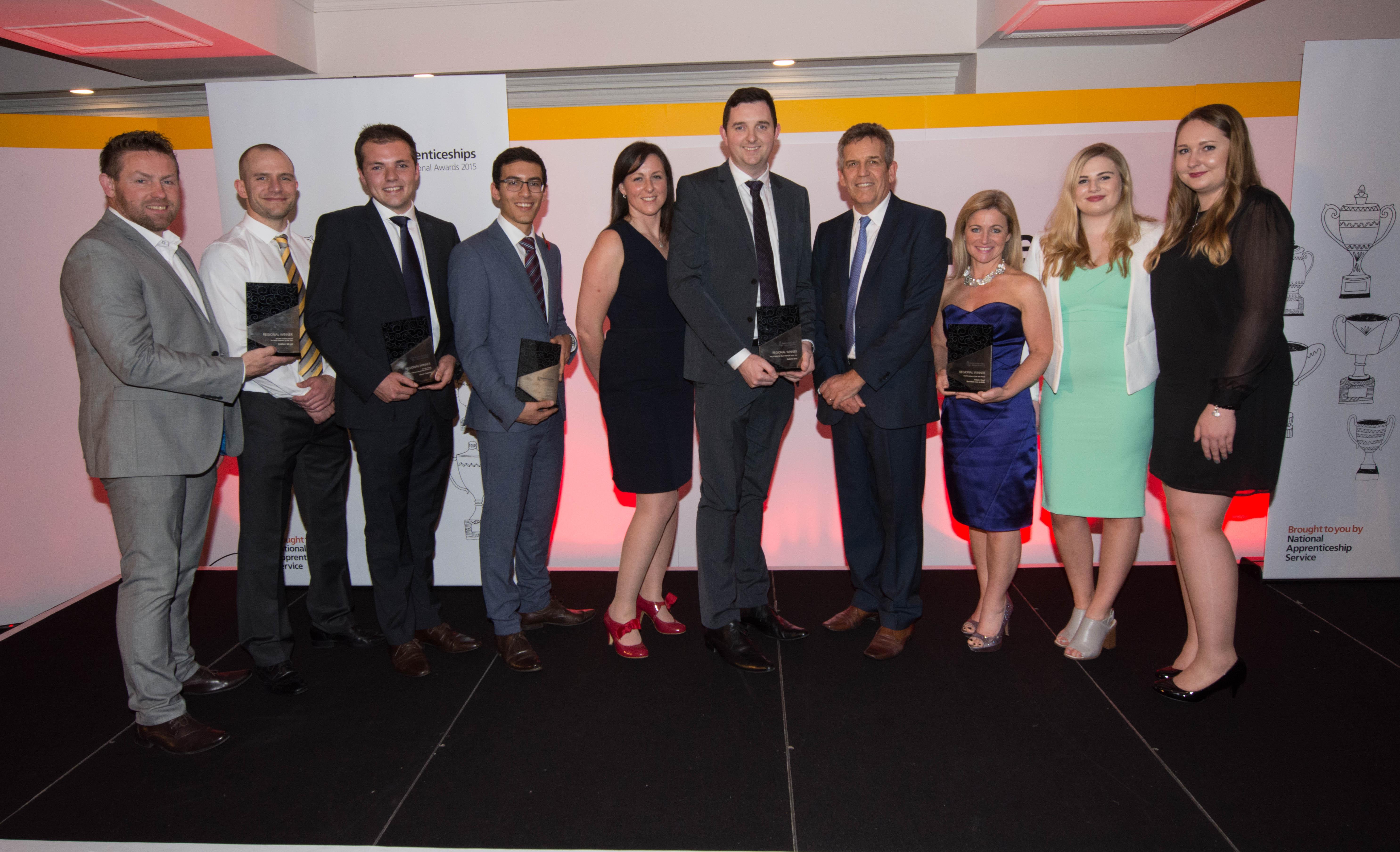 The East Midlands regional winners