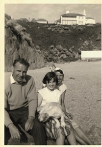 Gill Clipson beach