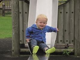 Gill Clipson grandson Barney