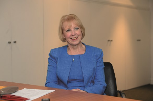 Gill Clipson, deputy chief executive, Association of Colleges