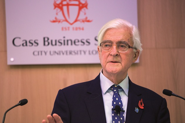 Lord Baker hits back at 'get out of jail' criticism