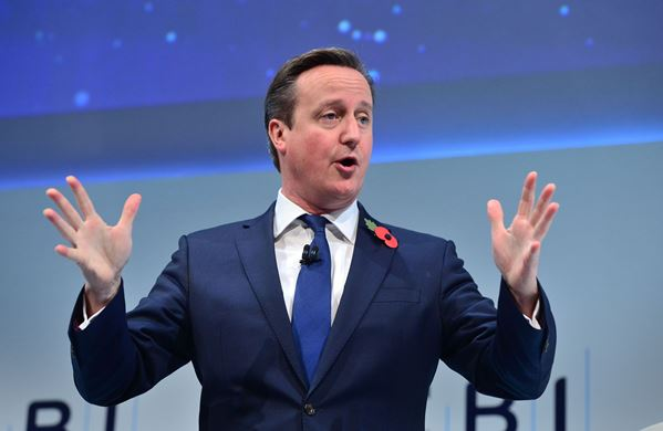'Either apprenticeships or universities for almost everybody' – David Cameron tells employers at CBI conference