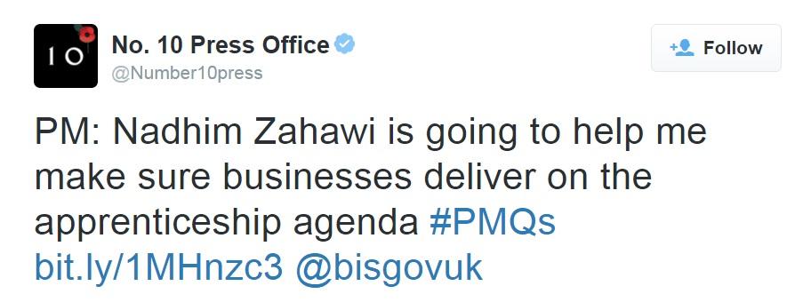 PM Zahawi