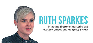 Ruth Sparkes ex