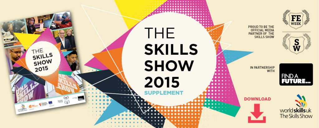 The Skills Show 2015