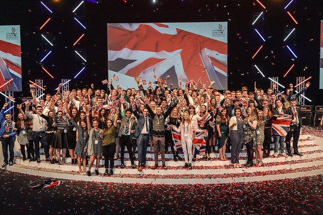 Golden night for City of Glasgow College as Skills Show competition winners announced
