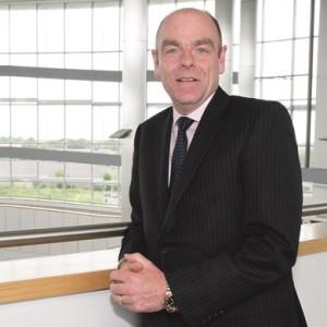 West Cheshire College principal Nigel Davies