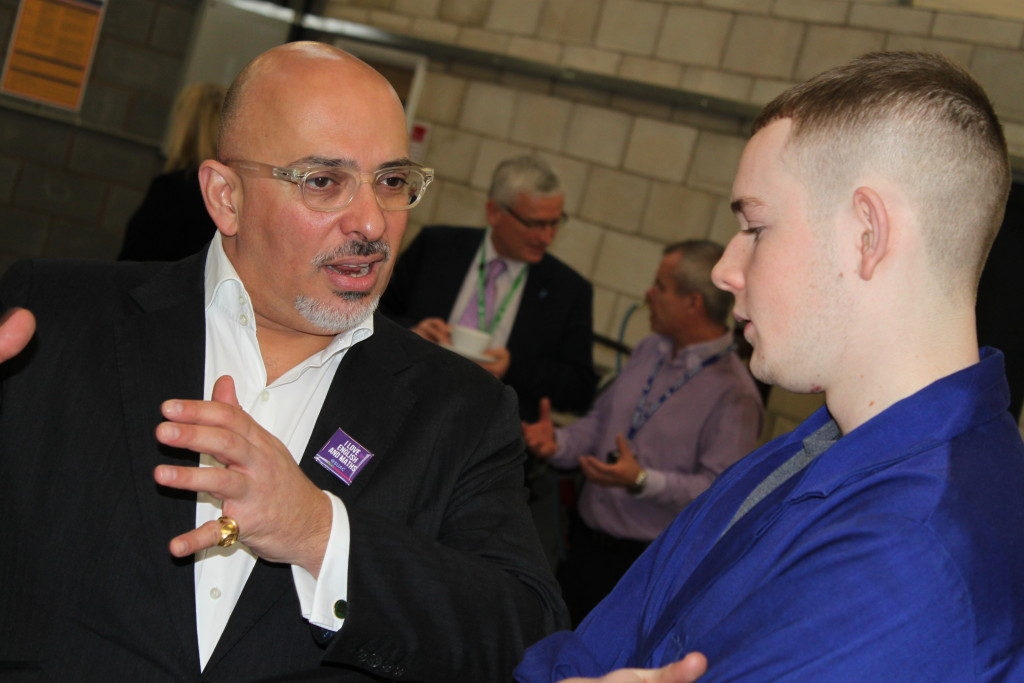 David Cameron's new apprenticeship adviser Nadhim Zahawi tells how 'entrepreneurial experience' will help him fulfil duties