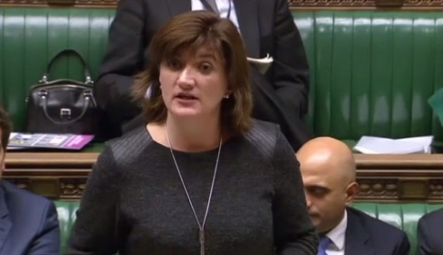 Education Secretary Nicky Morgan tells Labour MPs 'wait for spending review' in 16-19 funding protection debate