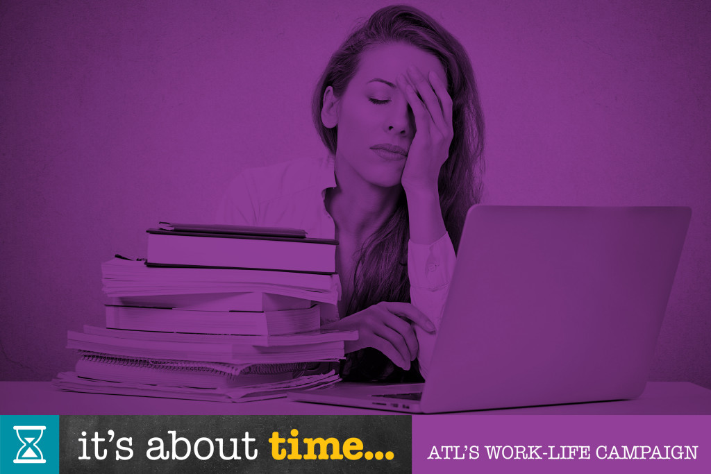 ATL survey reveals 85 per cent of FE staff consider quitting their role due to workload