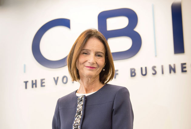 Apprenticeship levy could lead to 'significant' job losses, says CBI chief