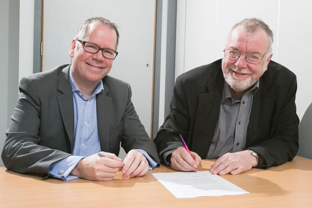 'Partnership agreement' signed by NCG and UCU leaders to consign string of bitter disputes to history