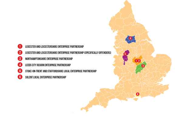 Exclusive: Lep areas revealed for first round of invitations to tender for delayed ESF contracts