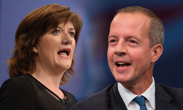 Education Secretary Nicky Morgan and Skills Minister Nick Boles set for social mobility grilling from Lords