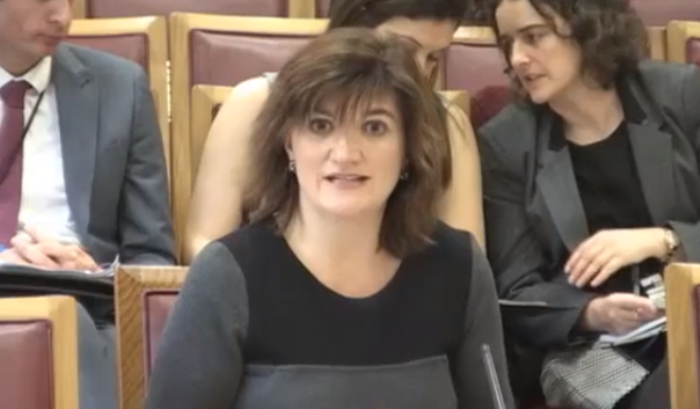 Area reviews not launched to 'save money', Education Secretary tells Lords committee