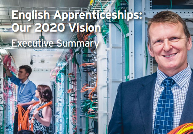 Apprenticeship frameworks cut-off scrapped