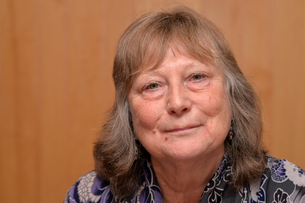 Ros Morpeth, chief executive, National Extension College