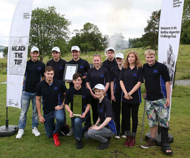 Entry opens 2016 Brathay Apprentice Challenge