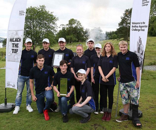 Entry opens 2016 Brathay Apprentice Challenge