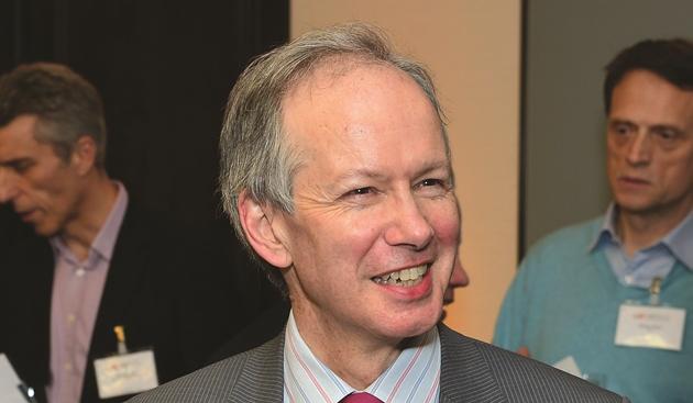 David Harbourne