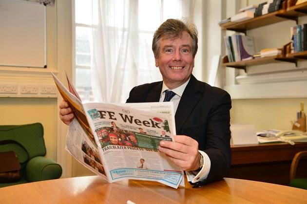 Neil Carmichael, MP for Stroud