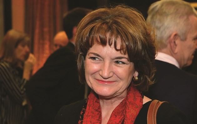 Carole Stott