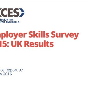 Survey of over 91,000 employers reveals 'growing challenge' of skills shortages